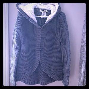 🆕 Artisan NY Girl's Hooded Sweater